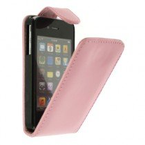 Flip case Apple iPhone 4 / 4S roze