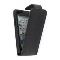 Flip case Apple iPhone 5 / 5S zwart