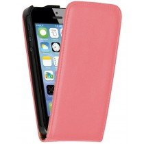 Flip case dual color Apple iPhone 4 roze