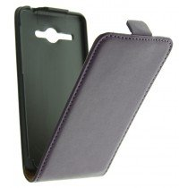 M-Supply Flip case dual color Huawei Ascend Y530 paars