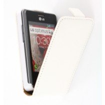 Flip case dual color LG Optimus L3 II E430