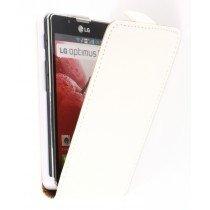 Flip case dual color LG Optimus L7 II P710 wit