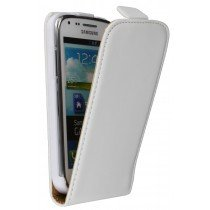 Flip case dual color Samsung Galaxy Core i8260 wit