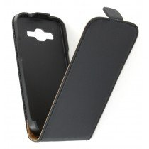 M-Supply Flip case dual color Samsung Galaxy Express 2 zwart