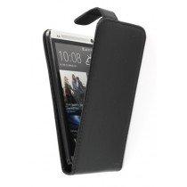 Flip case HTC One zwart