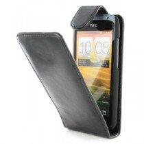 Flip case HTC One S zwart