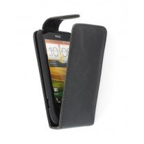 Flip case HTC One V zwart
