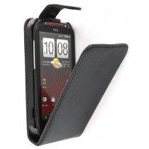 Flip case HTC Sensation / Sensation XE zwart