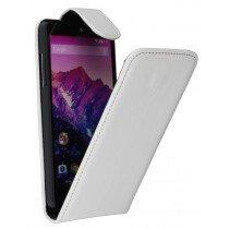 Flip case LG Nexus 5 wit