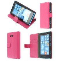 Flip case met stand Nokia Lumia 820 roze