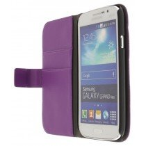 M-Supply Flip case met stand Samsung Galaxy Grand Neo paars