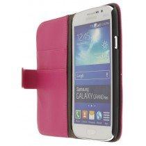M-Supply Flip case met stand Samsung Galaxy Grand Neo roze