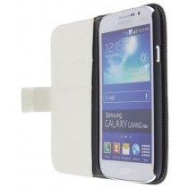 M-Supply Flip case met stand Samsung Galaxy Grand Neo wit