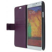 M-Supply Flip case met stand Samsung Galaxy Note 3 Neo paars