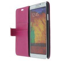 M-Supply Flip case met stand Samsung Galaxy Note 3 Neo roze