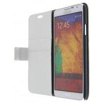 M-Supply Flip case met stand Samsung Galaxy Note 3 Neo wit