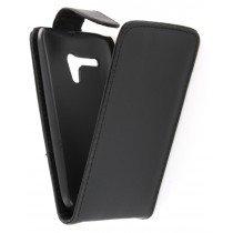Flip case Motorola Moto G zwart
