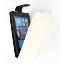 Flip case Nokia Lumia 520 wit
