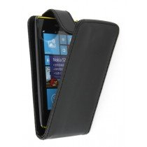 Flip case Nokia Lumia 520 zwart