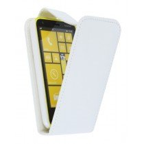 Flip case Nokia Lumia 620 wit