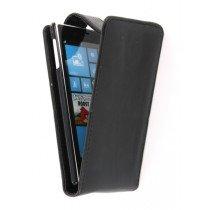 Flip case Nokia Lumia 720 zwart