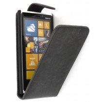 Flip case Nokia Lumia 920 zwart