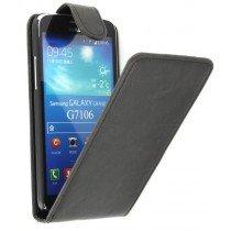 Flip case Samsung Galaxy Grand 2 G7105 zwart