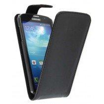 Flip case Samsung Galaxy S4 Active i9295 zwart
