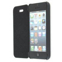 Apple iPhone 5C flip cover zwart