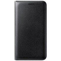 Flip Wallet Samsung Galaxy J3 2016 EF-WJ320PBE zwart