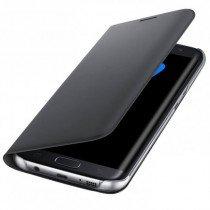 Flip Wallet Samsung Galaxy S7 Edge zwart