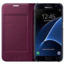 Flip Wallet Samsung Galaxy S7 EF-WG930PXE rood