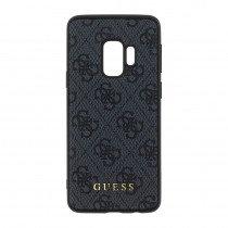 Guess 4G Hard Case Galaxy S9 grijs/zwart GUHCS94GG