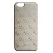 Guess 4G Metallic hard case iPhone 6 / 6S goud GUHCP6MEGO