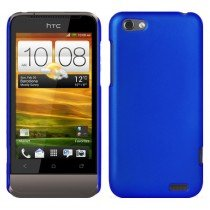 Hard case HTC One V blauw