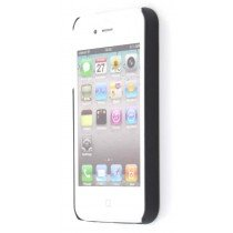 Hard case Apple iPhone 4 zwart