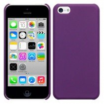 Hard case Apple iPhone 5C paars