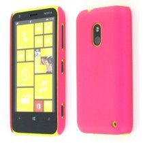 Hard case Nokia Lumia 620 roze