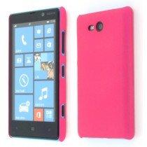 Hard case Nokia Lumia 820 roze