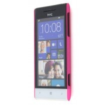 Hard case HTC 8S roze
