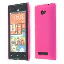 Hard case HTC 8X roze