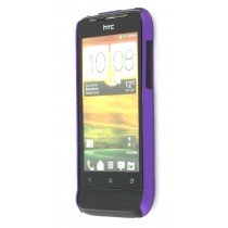 Hard case HTC One V paars