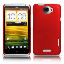 Hard case HTC One X / One X+ rood