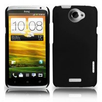 Hard case HTC One X / One X+ zwart