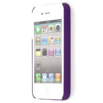 Hard case Apple iPhone 4 paars