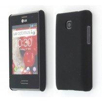 Hard case LG Optimus L3 II E430 zwart