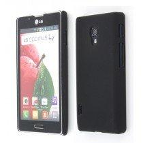 Hard case LG Optimus L7 II P710 zwart