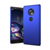 Hard case Motorola Moto G6 blauw