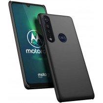 Hard case Motorola Moto G8 Plus zwart