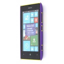 Hard case Nokia Lumia 520 paars